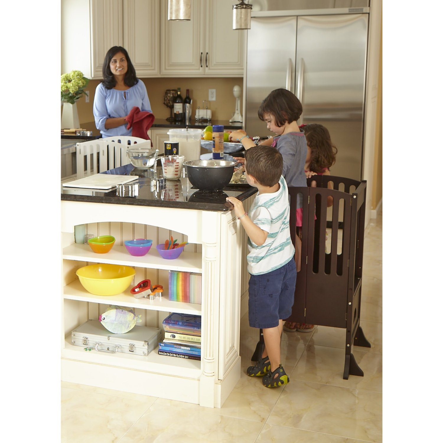 Kitchen Helper Expresso 3 Thesteppingstool Com
