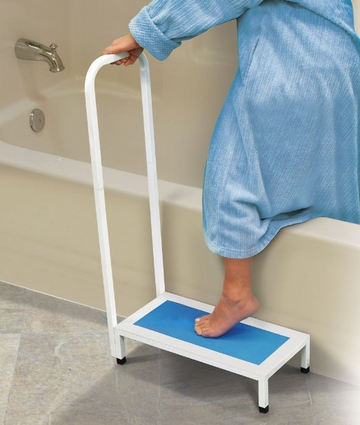 Bath Step Stool For Elderly Thesteppingstool Com