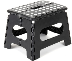 small fold up step stool