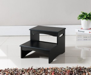 bedroom stepping stool for adults black & Bedroom Step Stools for Adults - TheSteppingStool.com islam-shia.org
