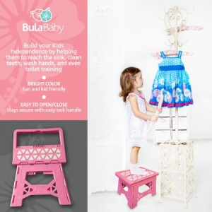 small fold up step stool children