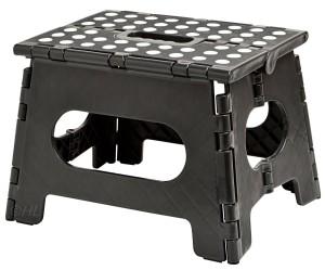 low profile step stool