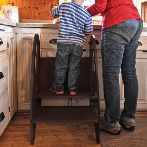 toddler step stools for kitchen