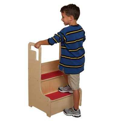 step stool for toddlers to reach sink - Step Stool With Handle