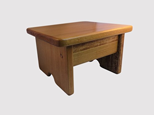Featured At The Beginning Of Our Post This 6 Inch Tall Step Stool Is Made Hand Crafted Poplar Wood By Same Craftsman As Longer Wooden