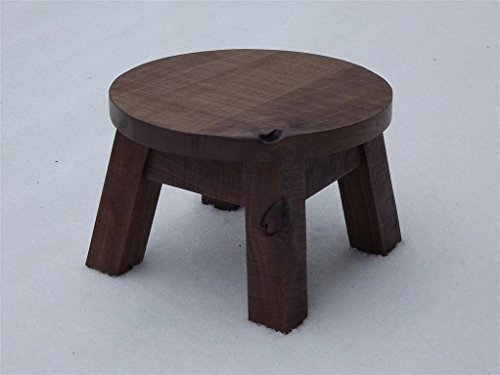 Round Wooden Step Stool & Round Wooden Step Stool - TheSteppingStool.com islam-shia.org
