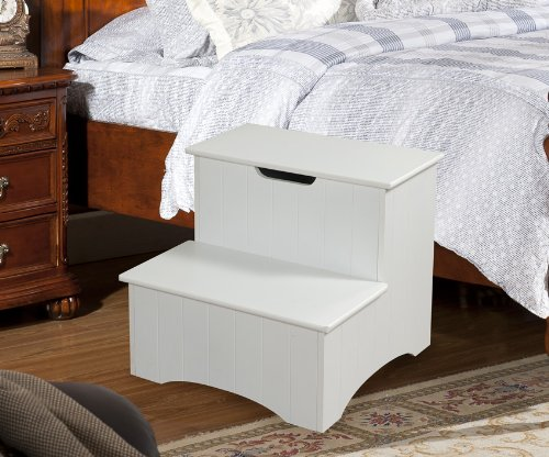 Bedroom Step Stools for Adults - TheSteppingStool.com