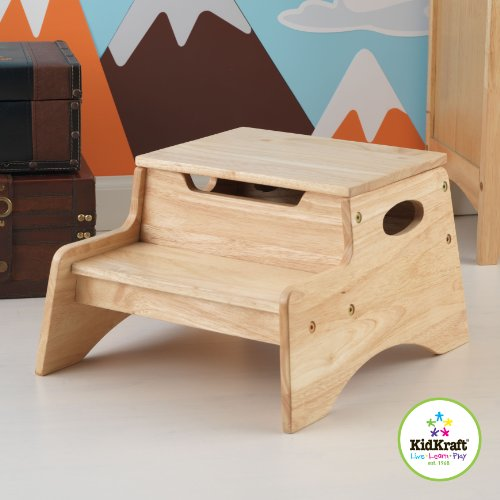 Wooden Stool For Kids Thesteppingstool Com