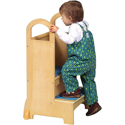 Ordinaire With A Weight Capacity Of 125 Lbs, This Heavy Duty Step Stool Works For  Both Toddlers And Older Kids. The Steps Are Designed To Be No Slip, ...